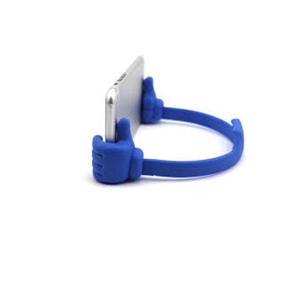 Billionton Stand Holder HP Tangan - Biru