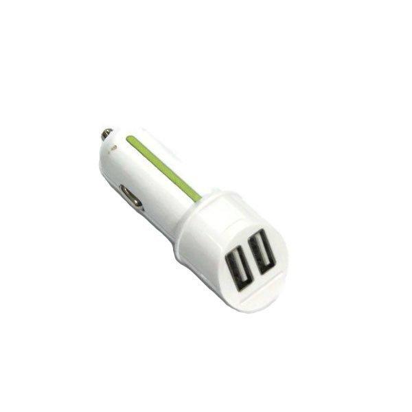 Billionton Universal Car Charger E-TOP FC - 02 3.1A - Hijau