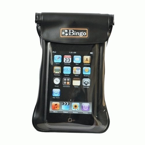 Bingo Waterproof Bag for Smartphone 4.0 Inch - Hitam