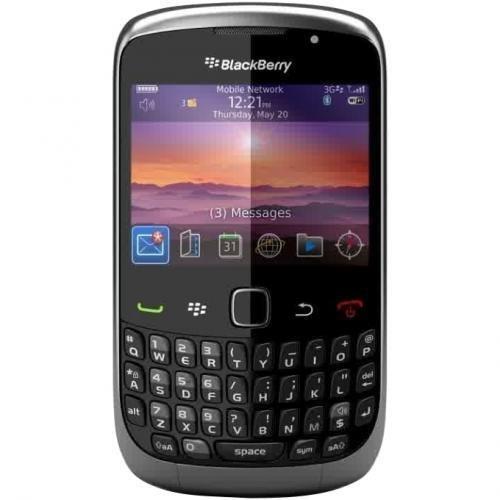 Blackberry 8520 Gemini - 256MB - Hitam