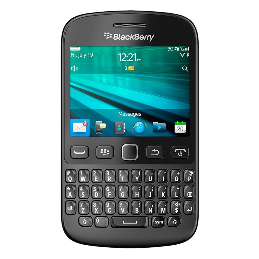 BlackBerry 9720 Samoa - 512 MB - Hitam