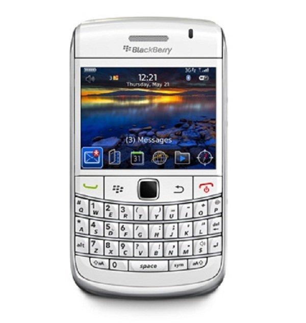 Blackberry Bold 9700 - Putih
