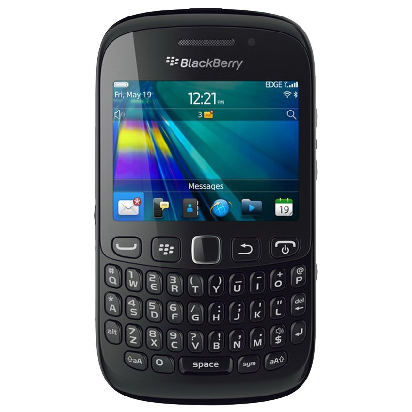 Blackberry Davis 9220 - 512 MB - Hitam