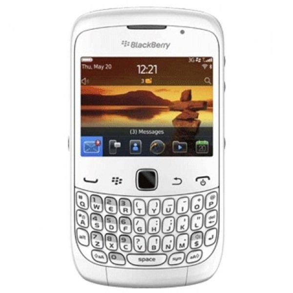 BlackBerry Keppler 9300 Putih