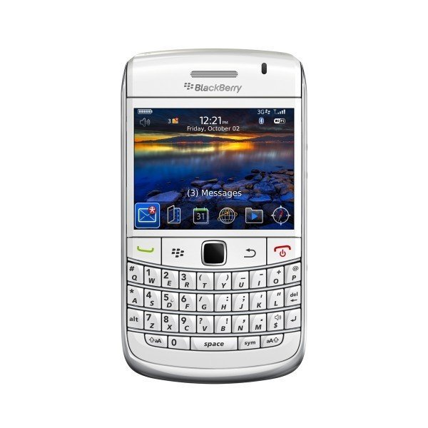 Blackberry Onyx 9780 - Putih