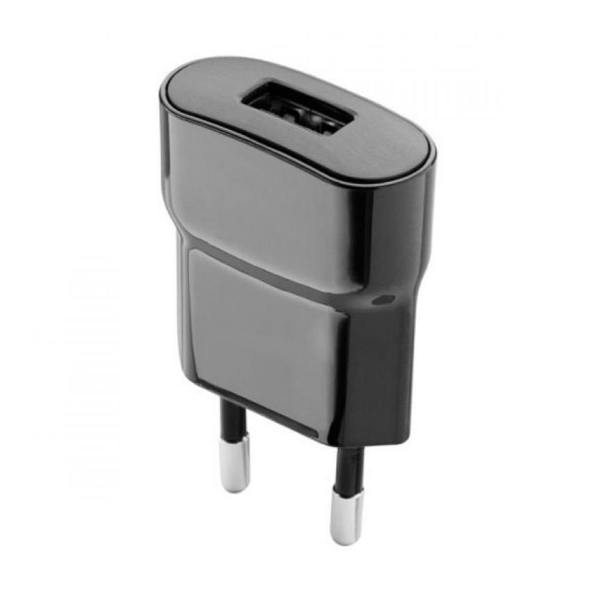 Blackberry Original USB Power Adapter Slim Design - Hitam