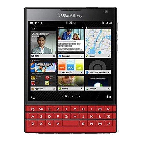 Blackberry Passport - 32GB - Merah