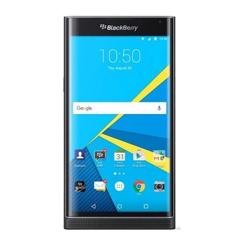Blackberry Priv - 32 GB - Hitam