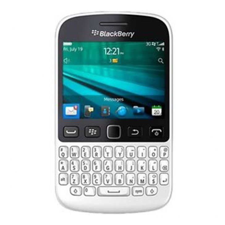 Blackberry Samoa 9720 - 512 MB - Putih