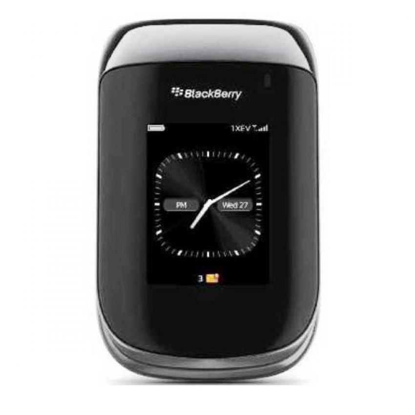 BlackBerry Style 9670 - 512 MB - Hitam