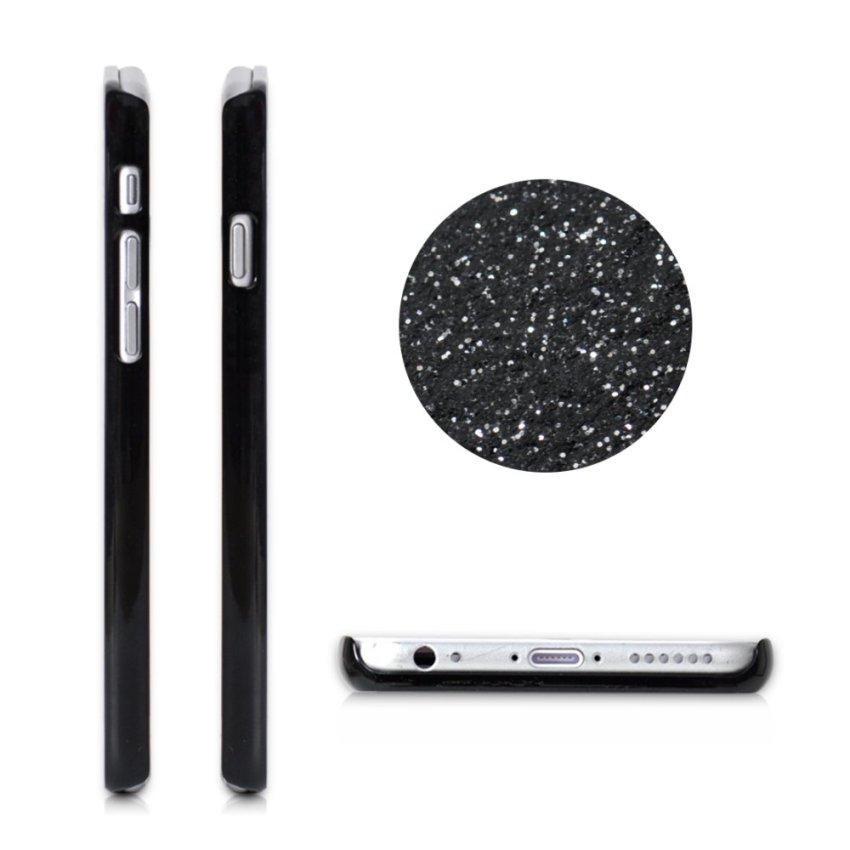 Bling Luxury Diamond Case Cover for Apple iPhone 4s (Black) (Intl)