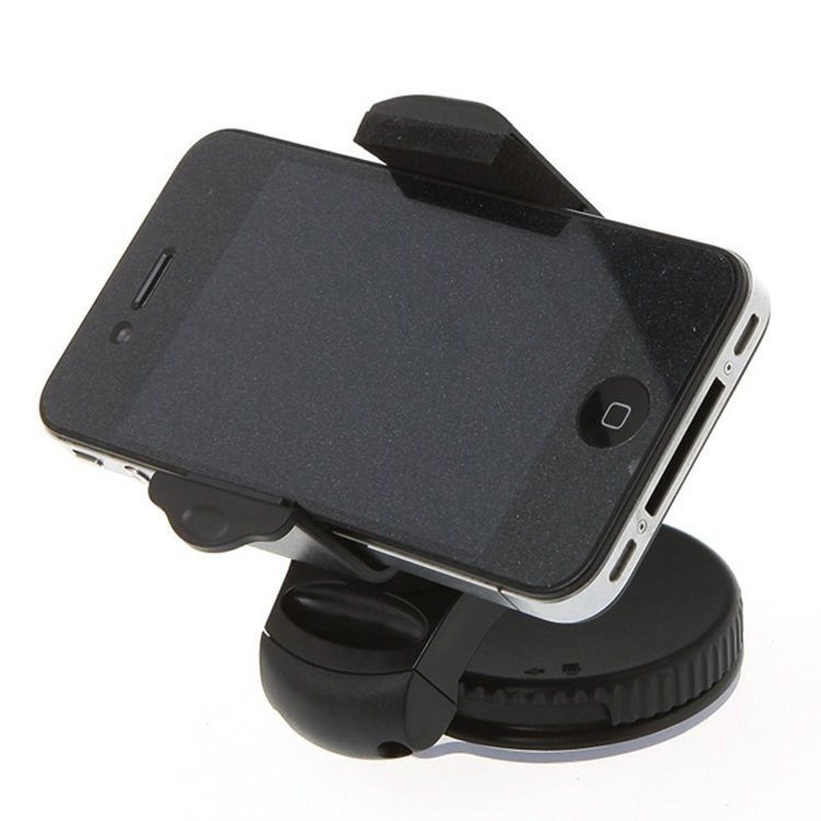 Blz Lazy Tripod Car Mount Holder for Smartphone - WF-310 - Hitam
