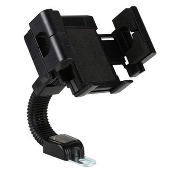 Blz Motorcycle Smartphone Mount Holder - Hitam
