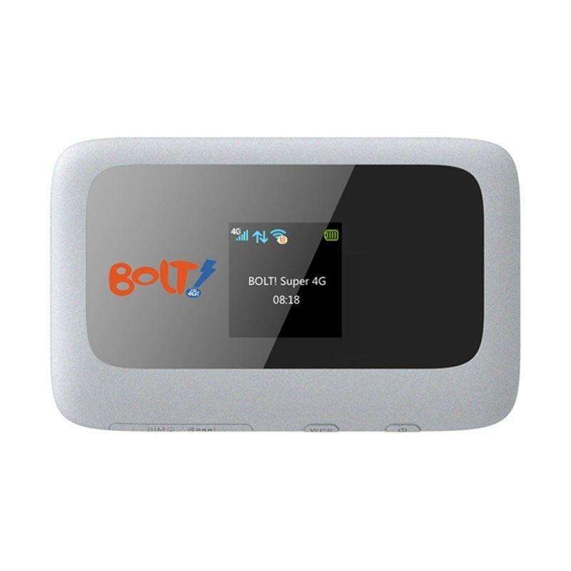 Bolt Hydra ZTE-MF910 Mobile Hotspot Wifi Super 4G - Putih