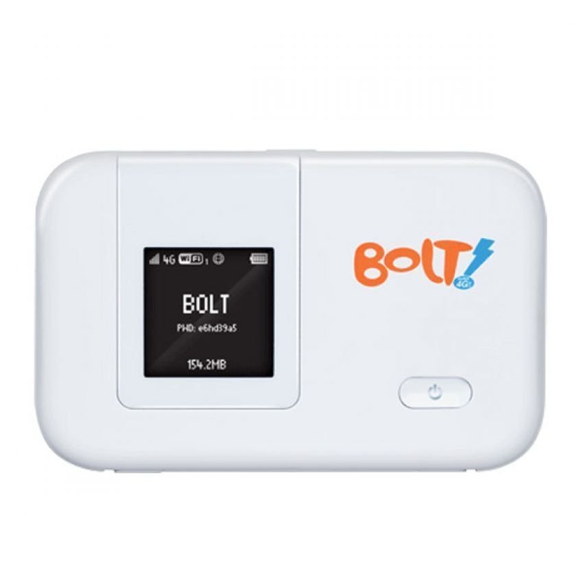 Bolt Max E5372s modem wifi Unlock All GSM - Putih