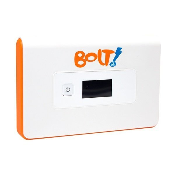 Bolt Modem Wifi Orion MV1 Speed 100MB/s support all Gsm - Putih