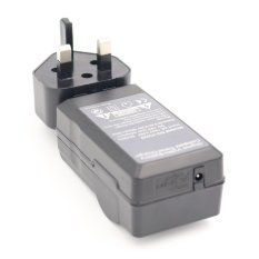 BP-608/608A / 608E / 617 Battery Charger For CANON DV-MV20 DV-MV20I PV1 ZR CV11 ZR10 UK (Black) (Intl)
