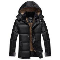 Brand New 4XL Winter Jacket Men Overcoat Warm Jackets Men Outdoor Coats Cotton Padded Slim Men's Wind Casual Down Parkas ZHY2057 (Intl)