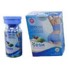 BSH Fit Slim Herbal Capsul Pelangsing