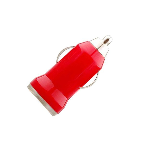 Bullet Car Phone Charger For Phone (Red) (Intl)