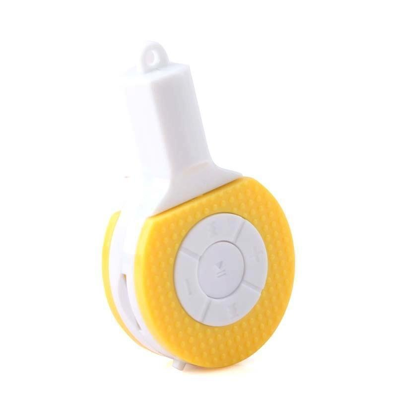 BUYINCOINS Mini Fashion Style USB Digital MP3 Music Player Support Micro SD TF Card #03 (Yellow)