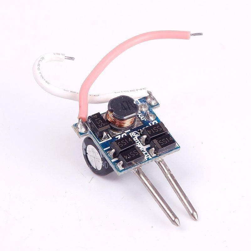 BUYINCOINS Mini High Power Driver For 1-3pcs Leds 1-3x3W Light Lamp 12V