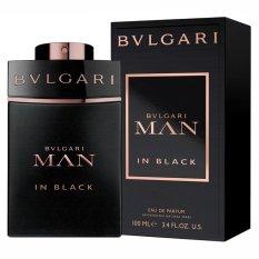Bvlgari Man In Black Bvlgari for men EDP - 100ml