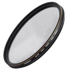 CACAGOO 72mm CPL Circular Polarizer Filter Photography Multi-coated Optical Glass Lens Filter For Canon Nikon Sony Pentax DSLR (Intl)