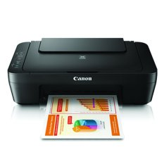 Canon Printer PIXMA MG2570S (multifungsi print,scan,copy) - Hitam