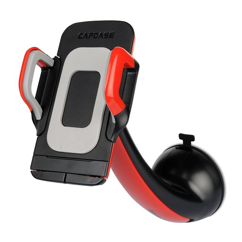 Capdase Flexi Sport Car Mount (Red)