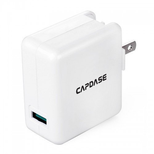 Capdase Ranger Quick Charge 2.0 USB Wall Charger - Putih