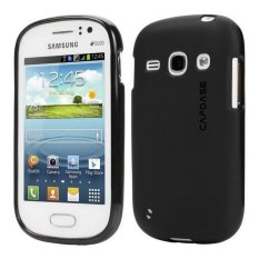 Capdase Soft Jacket 2Xpose Samsung Galaxy Fame/S6812 Solid - Hitam