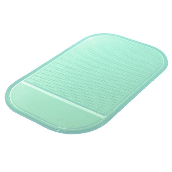 Car Dashboard Magic Anti-Slip Sticky Pad Mat Key Cellphone Holder (Green) (Intl)