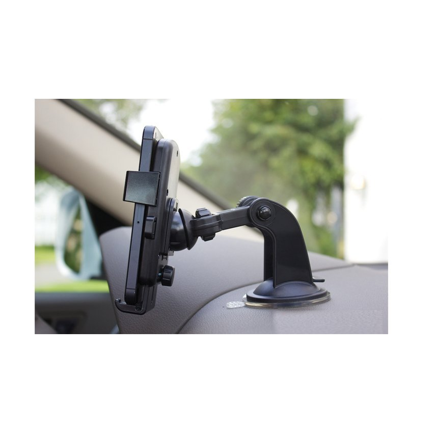 Car Holder Easy One Touch - Hitam