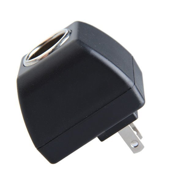 Car Lighter Socket Charger With US Plug (Intl)