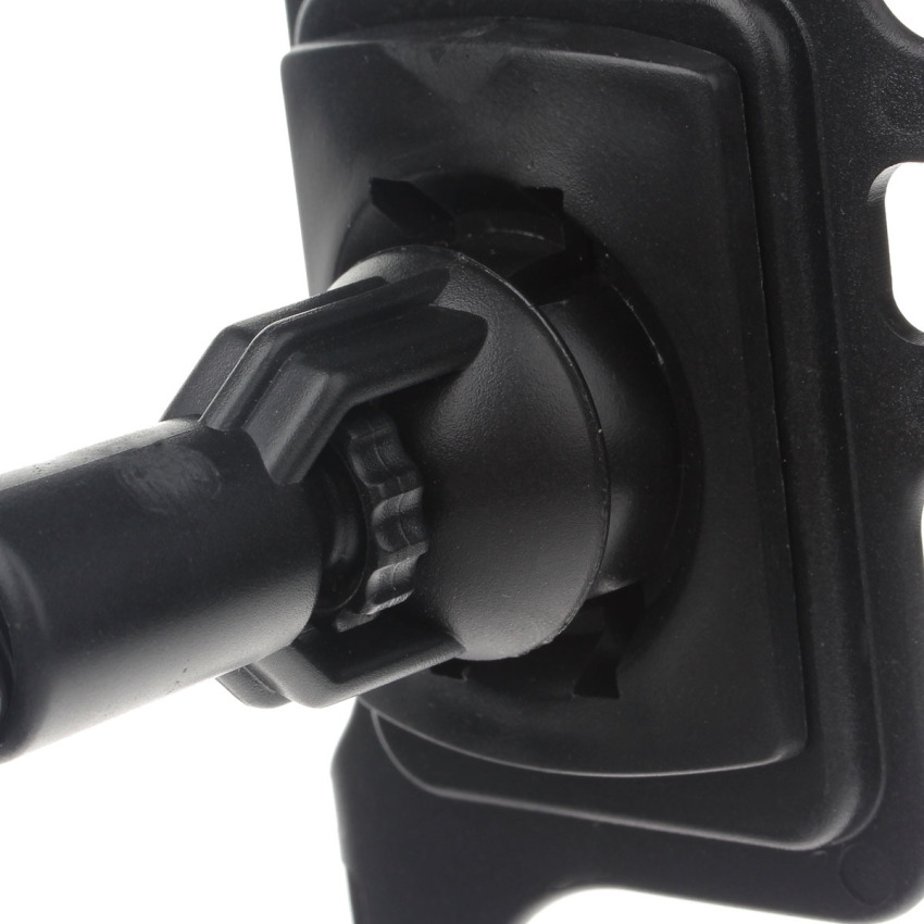 Car Plastic Holder Mount Bracket for GPS / Mobile Phone Universal Suction Cup (Black) (Intl)