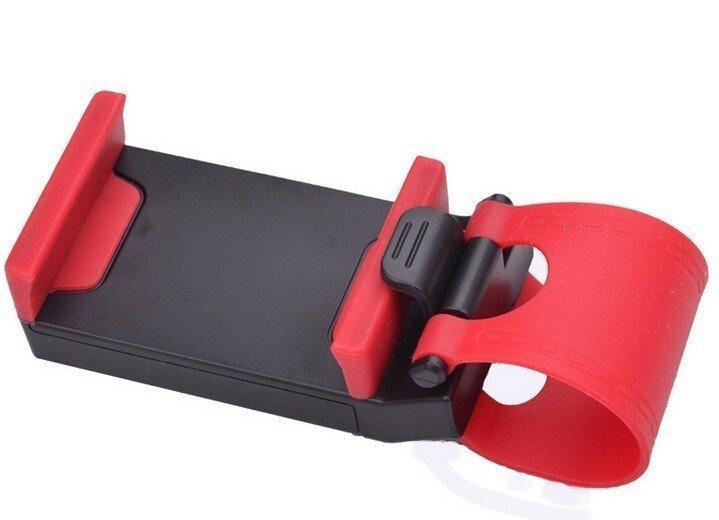 Car Steering Wheel Mount Holder (Intl)