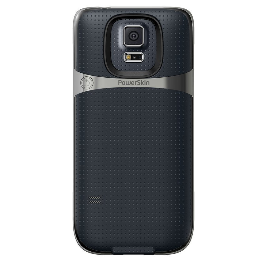 Case PowerSkin Spare for Samsung Galaxy S5 - SP2200 - Hitam