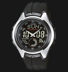 Casio AQ-160W-1BVDF Jam Tangan Pria