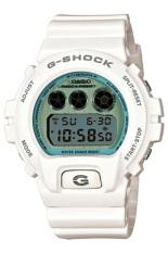 Casio G-Shock Men's White Resin Strap Watch DW-6900PL-7 (One Size)