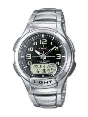 Casio General Men's Watches Standard Active Dial AQ-180WD-1BVDF - WW
