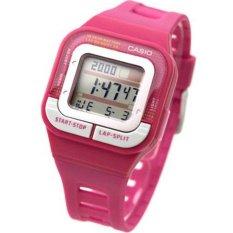 Casio SDB-100-4ADF 10th Strap Rubber (Pink)