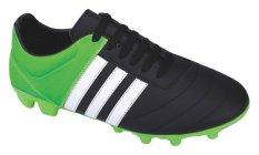 Catenzo Sport - Men Football Shoes - Sepatu Sepakbola - Black/Green