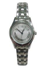 Charles Jourdan CJ 195.12.1 (L) - Jam Tangan Wanita - Gold - Stainless Steel