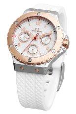 Christ Verra Multifunction Ladies Watch - CV 21358L-34 White Rose Gold