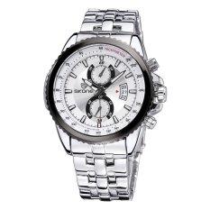 CITOLE SKONE New Date Watches Men Luxury Brand Sport Relojes Reloj Hombre Relogio Masculino Quartz Watch Montre Homme Military Watch (Black) (Intl)