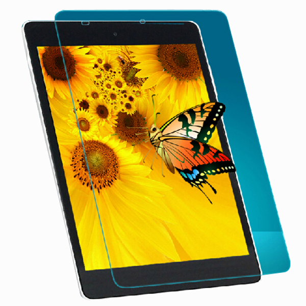 Clear 9H0.3mm Premium Explosion-proof Tempered Glass Film for Xiaomi Mi Pad (Intl)