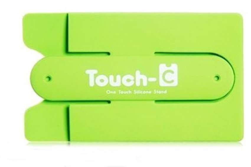 Clip Touch-U Credit Card Shape - Hijau