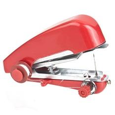 CNM Mesin Jahit Mini Portable Sewing Machine - Merah