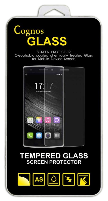 Cognos Glass Tempered Glass Screen Protector for Samsung Galaxy S4 Mini / 9082
